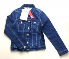 S.OLIVER Ladies Jeans Jacket (DARK BLUE) ( XS - S - M - L - XL - XXL - 3XL )