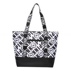 Ladies Hand Bags (BLACK - WHITE) (Os) (ARC)