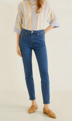 MANGO Ladies Jeans (LIHGT BLUE) (32 to 44)