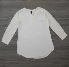 MULTIBLU Ladies Blouse (WHITE) (42 to 46 EURO)