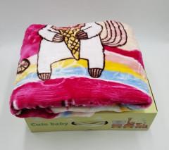 CUTE BABY Baby Blanket (AS PHOTO) (100 / 125 CM)