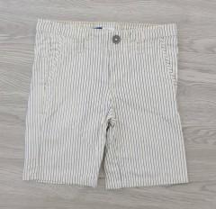 OKAIDI Boys Turkey Short (WHITE) (3 to 14 Years)
