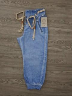 ESSENTIALS Ladies Pants (BLUE) ( XS - S - M - L - XL )