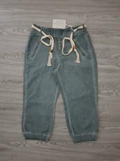 ESSENTIALS Ladies Pants (GREEN) ( XS - S - M - L - XL )