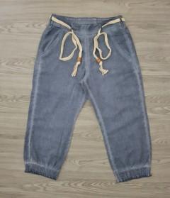 EIGHT2NINE FACTORY Ladies Pants (GRAY) (XS - S - M - L)