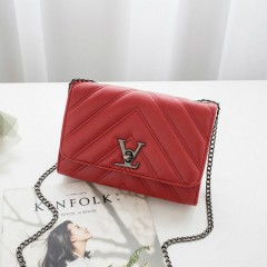 Ladies Hand Bags (RED)  (Os) (ARC)