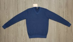 CELIO Mens Sweater (NAVY) (M - L - XL - XXL - 3XL)