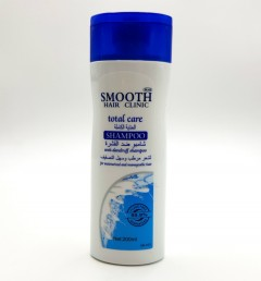 FEAH SMOOTH  Hair Clinic Toal care Shampoo 200ml (Exp: 18.03.2023) (MOS)