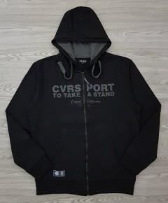 COVERI COLLECTION Mens Jacket (BLACK) (L - XL)