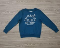 PEPPERTS Girls SweatShirt (BLUE) (6 to 14 Years )