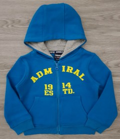 ADMIRAL Boys Hoody (BLUE) (2 to 7 Years)