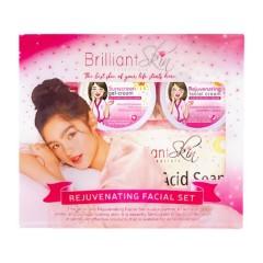 Brilliant Skin Rejuvenating Faci 3PCS Set  (MOS)