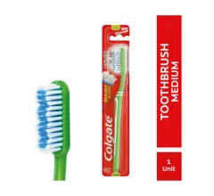 COLGATE Double Action Toothbrush (RANDOM COLOR) (MOS)