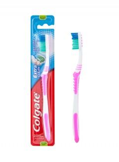 COLGATE Extra Clean Medium Toothbrush (RANDOM COLOR) (MOS)