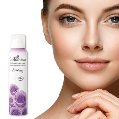 ENCHANTEUR Alluring Perfumed Deo Spray for Women 150ml (Exp: 11.2022) (MOS)