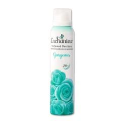 ENCHANTEUR Gorgeous Perfumed Deo Spray for Women 150ml (Exp: 06.2022) (MOS)