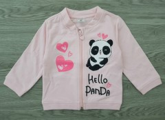 MANA Girls Sweatshirt (PINK) (6 to 36 Months)
