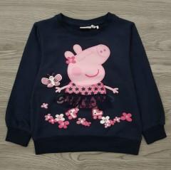 NOMEIT Girls SweatShirt (BLACK) (1 to 8 Years )
