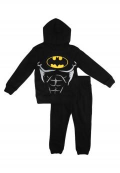 BATMAN Boys Hoody (BLACK) (3 to 9 Years)