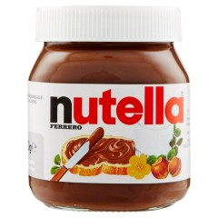 NUTELLA  Nutella Ferrero Hazelnut Chocolate Spread  630g (Exp: 25.06.2021)  (MOS)