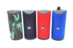 PORTABLE 1Pc Wireless Bluetooth Speaker (RANDOM COLOR) (FRH) (ONE SIZE)