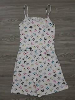 BLUSH Ladies  Dress (LIGHT GRAY) (S - M - L)