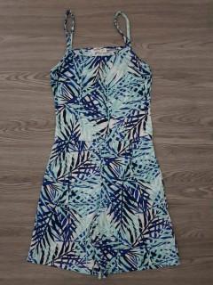 BLUSH Ladies Jumpsuit (BLUE) (S - M - L)