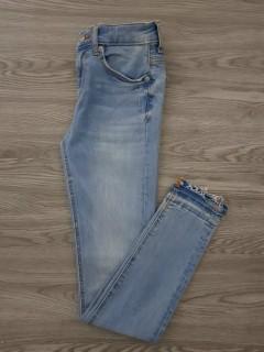 ZARA Ladies Jean Pants (BLUE) (34 to 42 EURO)