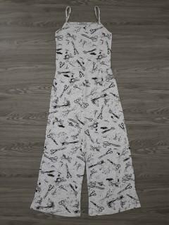 BLUSH Ladies Turkey Dress (LIGHT GRAY ) (S - M - L)