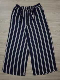 HANIMCA Ladies Turkey Pants (NAVI-WHITE) (S - M - L - XL)