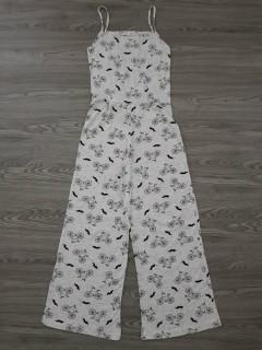 BLUSH Ladies Turkey Dress (LIGHT GRAY) (S - M - L)