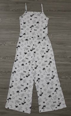 BLUSH Ladies Turkey Dress (WHITE) (S - L)