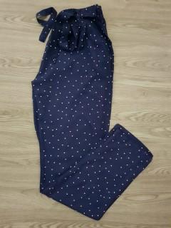 HANIMCA Ladies Turkey Pants (NAVY) (S - M - L - XL)