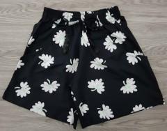 HANIMCA  Ladies Turkey Short (BLACK) (S - M - L)