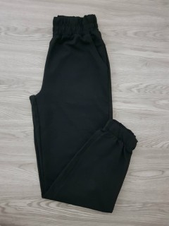 MELANI Ladies Turkey Pants (BLACK) (S - M - L )