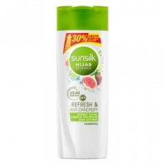 SUNSILK Hijab Recharge Refresh & Anti Dandruff Shampoo 91ml (MOS)