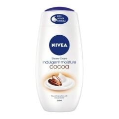 NIVEA Shower Cream Indulgent Moisture Cocoa 250ml (MOS)