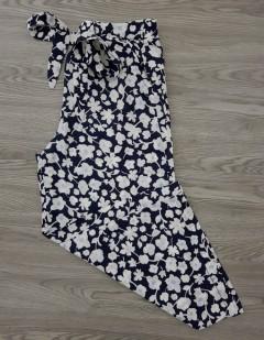 HANIMCA Ladies Turkey Pants (NAVY - WHITE) (S - M - L - XL)