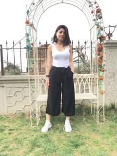 HANIMCA  Ladies Turkey Pants (BLACK) (S - M - L - XL)