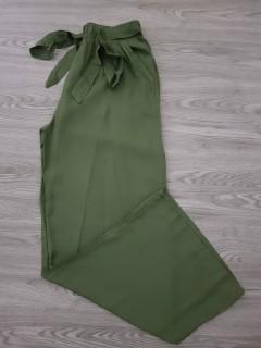 HANIMKA Ladies Turkey Pants (GREEN) ( S _ M _ L _ XL )