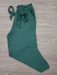 HANIMCA Ladies Turkey Pants (GREEN) (S - M - L - XL)