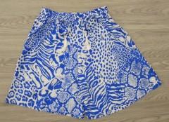 HANIMCA Ladies Turkey Short (BLUE) (S - M - L - XL - XXL)