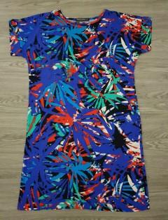 BLUSH Ladies Turkey Jumpsuit (BLUE) (S - M - L - XL -XXL - 3XL)