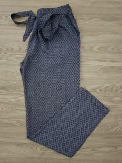 HANIMCA Ladies Turkey Pants (BLUE) (S - M - L - XL)