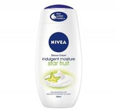 NIVEA Star Fruit Shower Cream 250ml (MOS)