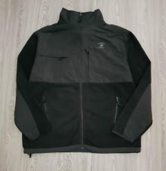 POLO CLUB Mens Jacket (BLACK) (2XL - 3XL)
