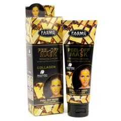 FASMC COSMETICS Colagen Peel-Off Gold Caviar Mask, 130ml  (FRH)