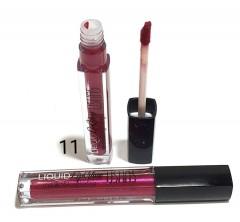 USHAS Liquid Lip Gloss Metallic & Long-lasting 11 (FRH)