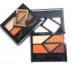 USHAS  Eyeshadow Palette Metal Glamour (FRH)
