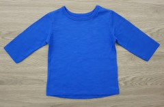 NEXT Boys Long Sleeved Shirt (BLUE) (3 Months to 4 years)